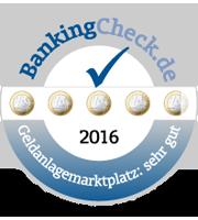 Auszeichnung Banking Check
