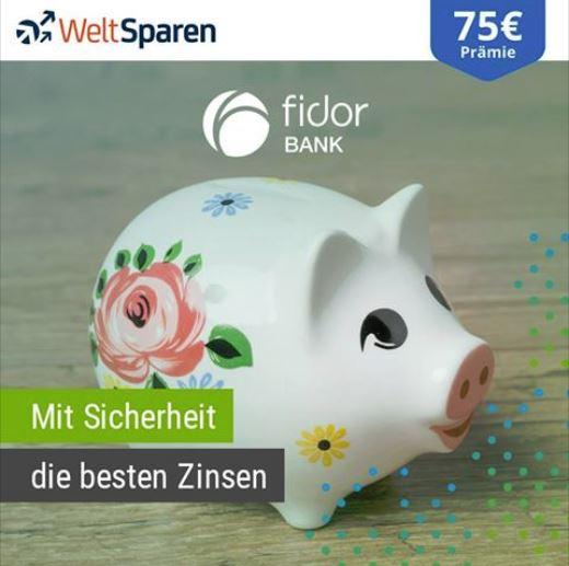WeltSparen startet Kooperation mit Fidor Bank