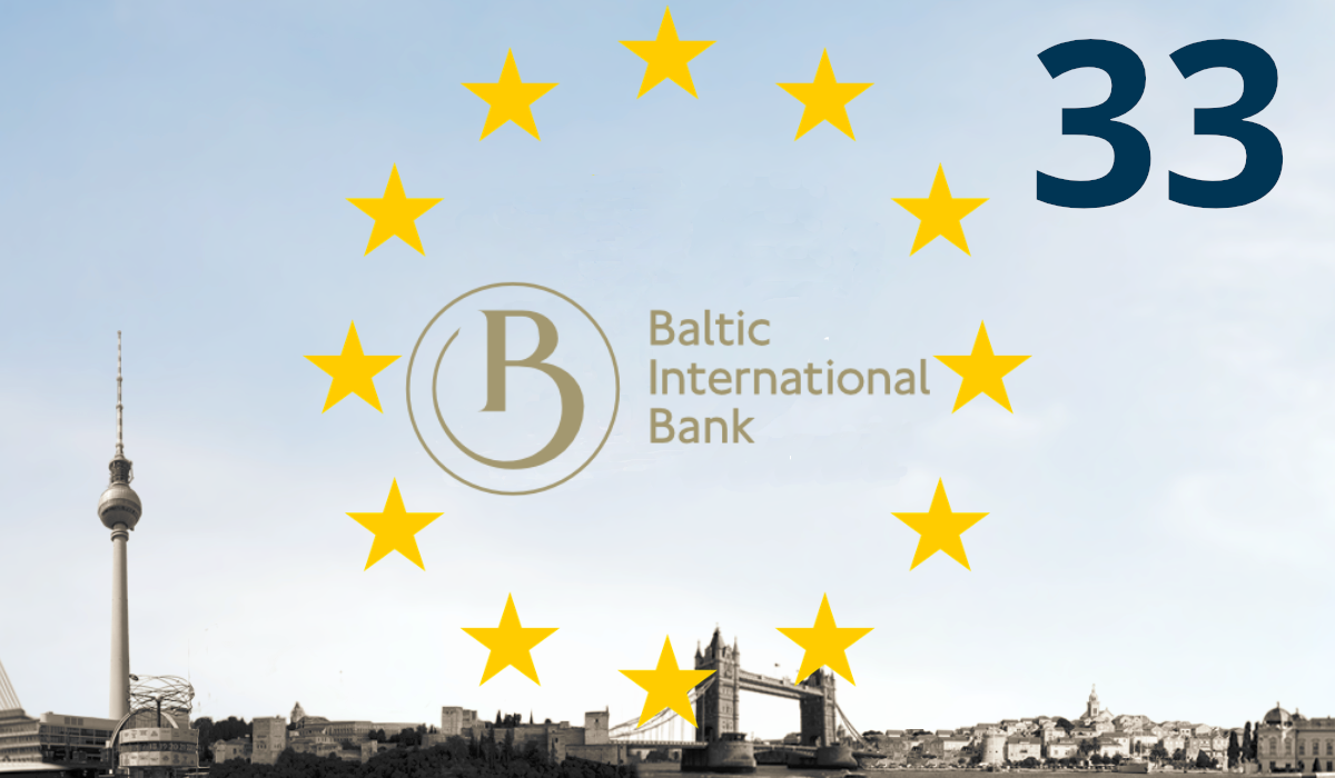 Start der Baltic International Bank – 33. Partnerbank bei WeltSparen