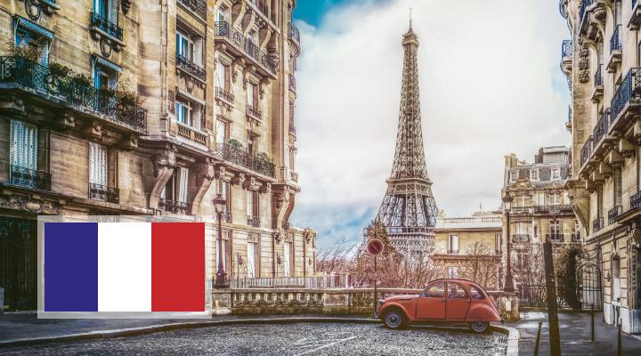 Geldanlage in Frankreich