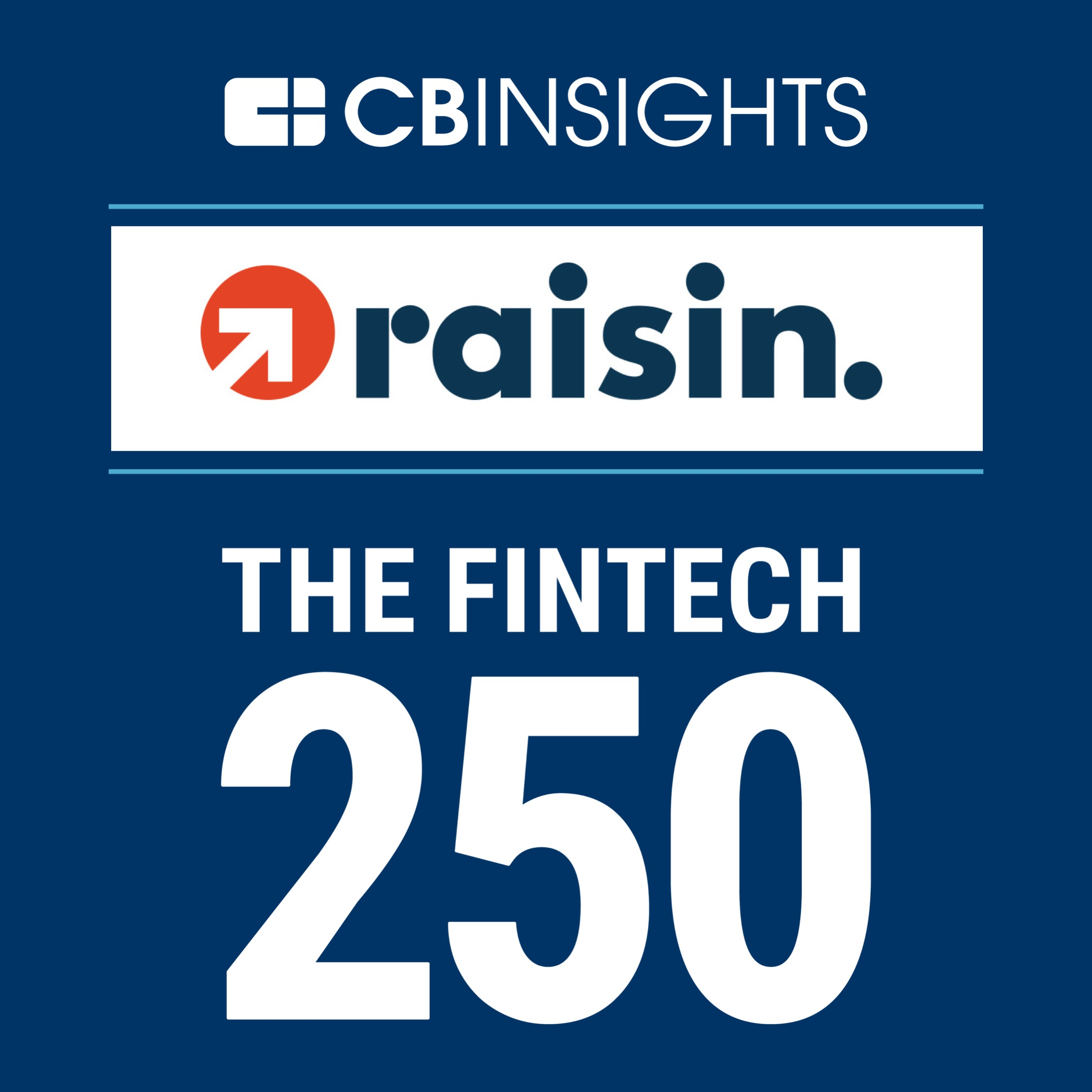 Raisin: The Fintech 250