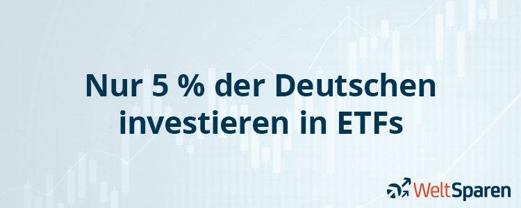 Studie: Die Hälfte aller Deutschen kann trotz boomender Konjunktur nicht investieren