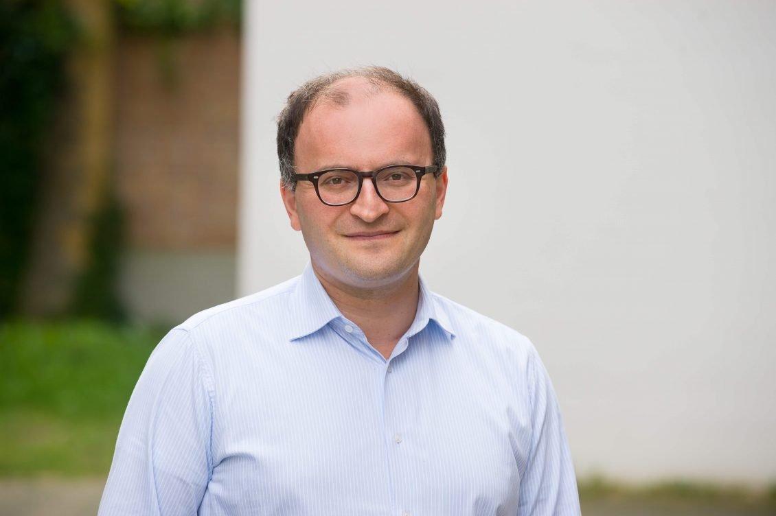 Tamaz Georgadze ist CEO und Gründer von WeltSparen.