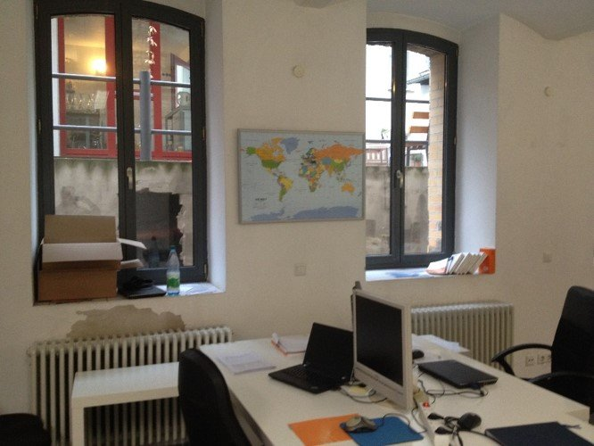 WeltSparen Büro Zedenicker Str. im Jahr 2013.