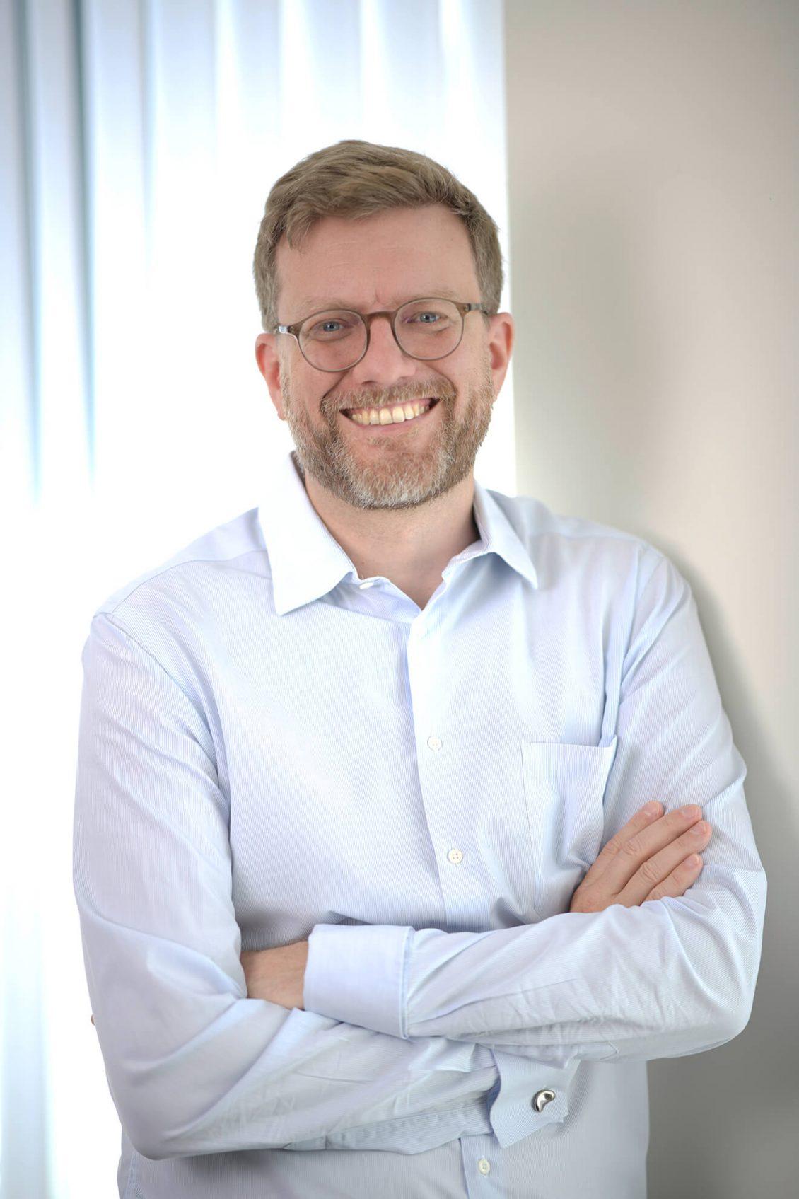 Dr. Tim Thabe gesprochen, Co-Gründer und Vorstandsvorsitzender der creditshelf AG
