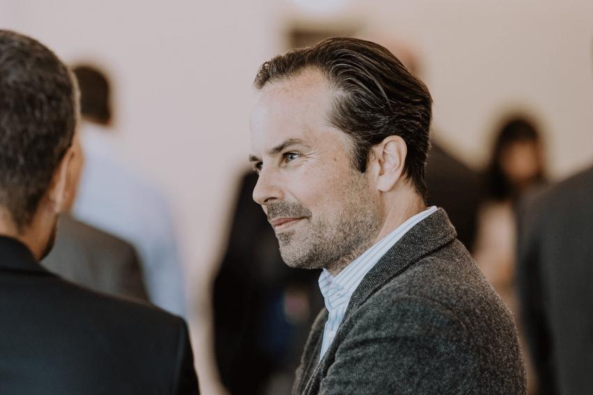 Dr. Daniel Berndt, CCO und Leiter Kundenservice bei WeltSparen.