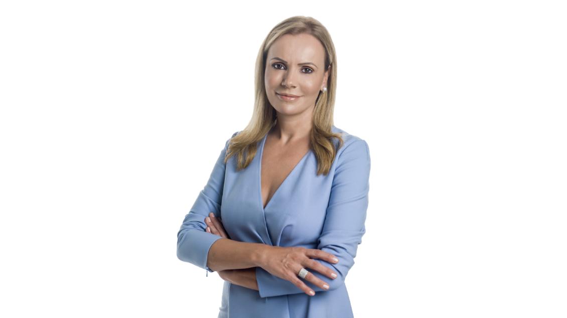 Praxia Bank CEO Anastasia Sakellariou im Interview mit WeltSparen.