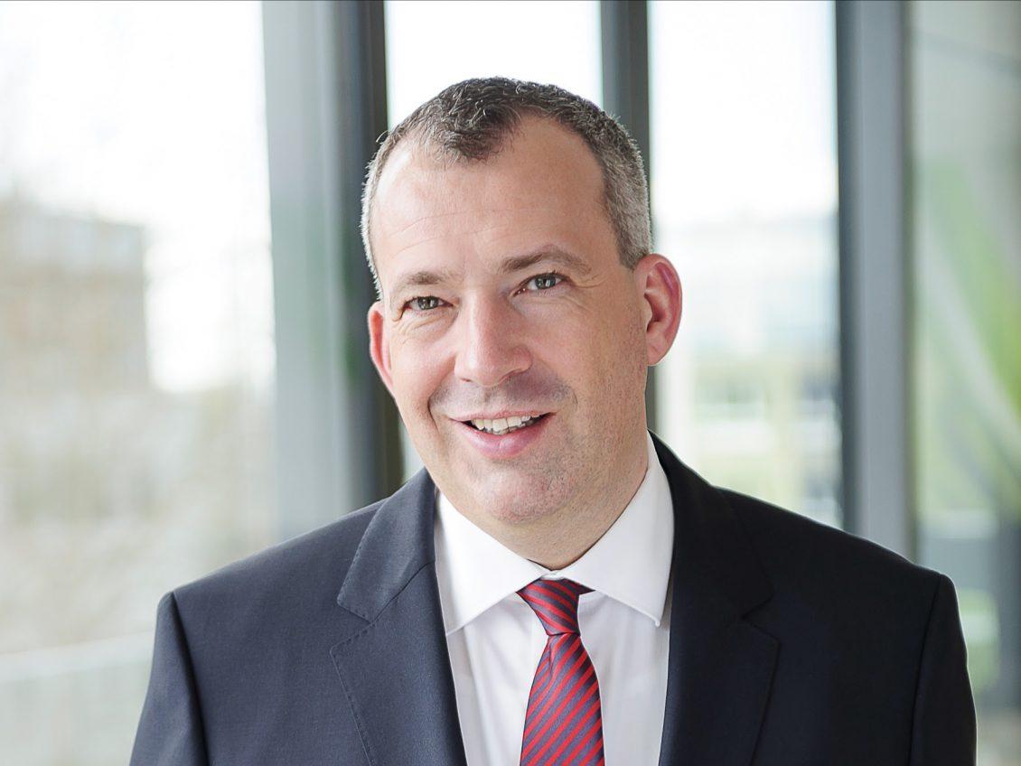 Stefan Schindler, Vorstandsvorsitzender Sparda-Bank Nürnberg