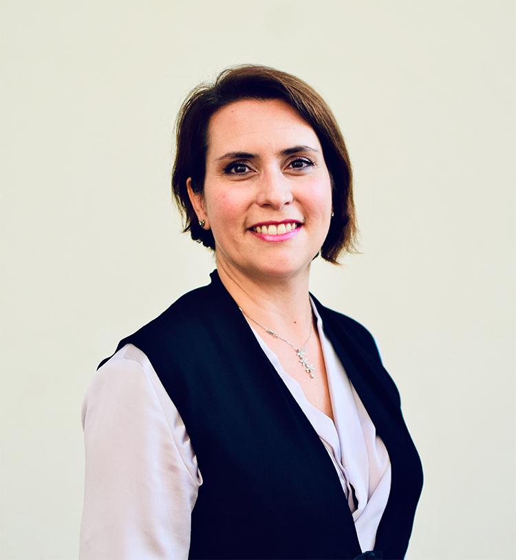 Paola Franchini, Managerin für das Einlagengeschäft bei der Banca Farmafactoring.
