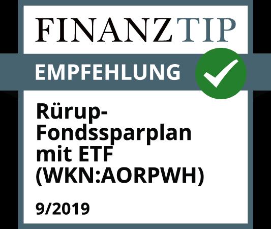 fairruerup-finanztip-empfehlung