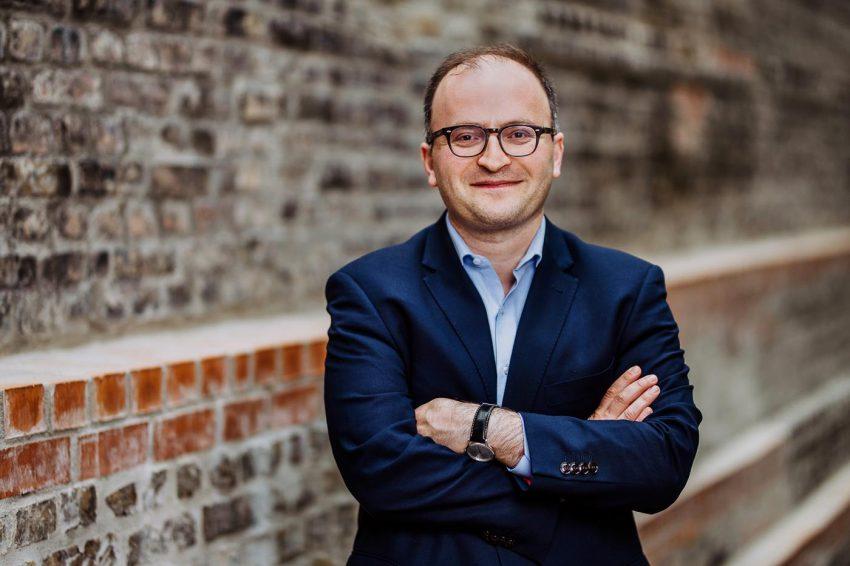 Dr. Tamaz Georgadze, CEO und Co-Founder von Raisin