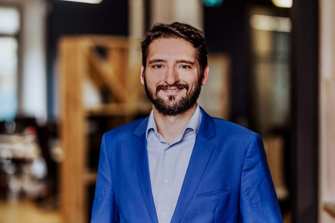 Benedikt Voller, Vice President Vice President Business Clients & Partnerships bei Raisin (WeltSparen)