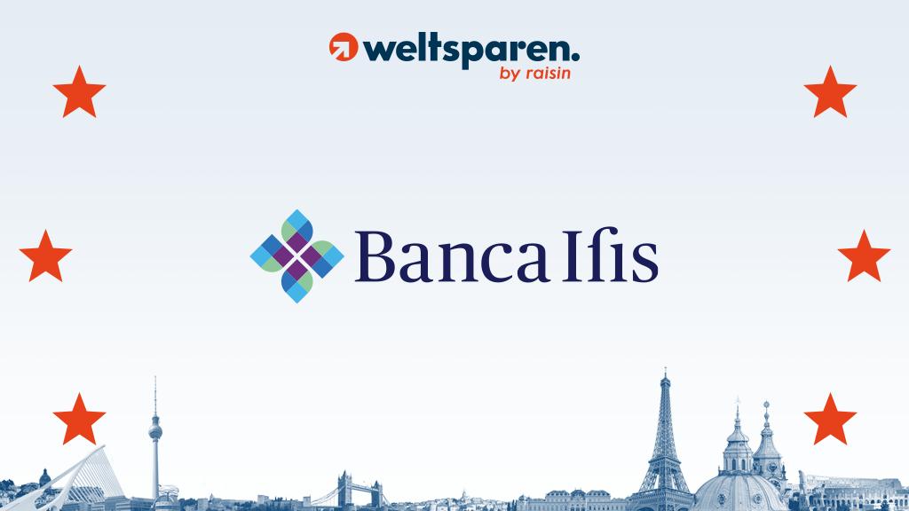 Italienische Banca Ifis startet mit attraktiven Zinsangeboten auf WeltSparen