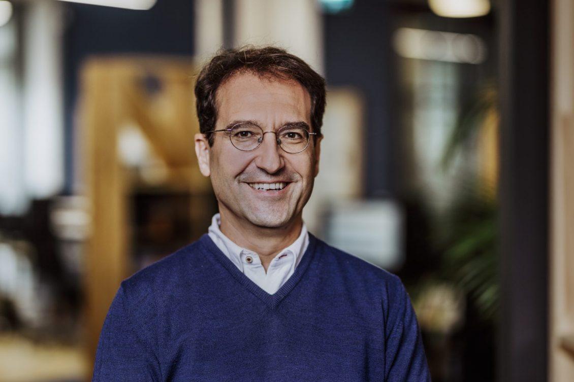 Emmanuel Rodriguez, Directeur Générale von Raisin France