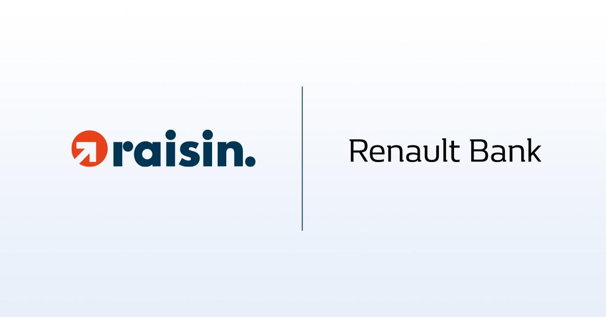 Markteintritt über Zinsplattform Raisin DS: Renault Bank expandiert mit Tagesgeld in die Niederlande